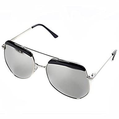 af770477305 Image Unavailable. Image not available for. Color  Eforstore Hot Sale Men  Women Aviator Sunglasses ...