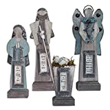 Enesco Reason to Rejoice by Gregg Gift Wood 4 Pc Nativity