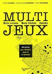 Multi-jeux : Mots croisés, mots fléchés, sudoku