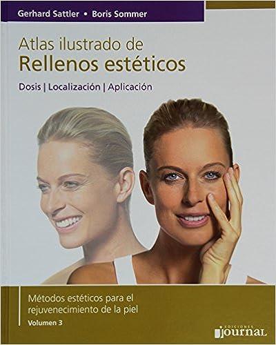 Atlas ilustrado de rellenos estéticos (Spanish Edition) (Spanish)