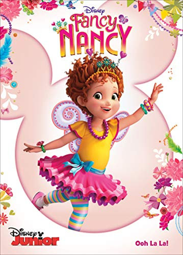 Amazon Com Fancy Nancy Volume 1 Mia Sinclair Jenness Alyson Hannigan Ruby Jay Hannah Nordberg Movies Tv