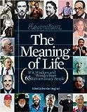 Esquire the Meaning of Life, Esquire Magazine Editors, 1588162613
