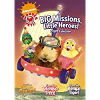 Wonder Pets !: Grandes misiones, pequeños héroes!