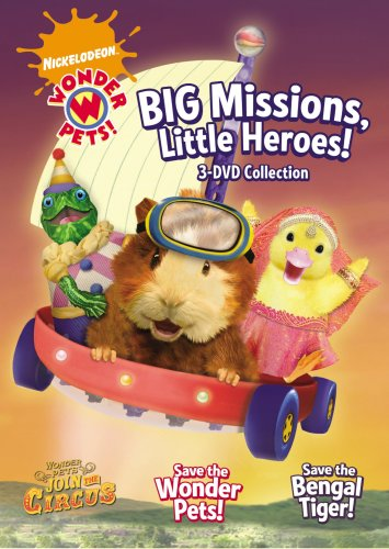 Wonder Pets!: Big Missions, Little Heroes!