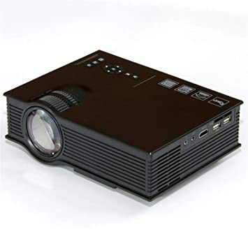 Amazon.com: QUARKJK LED Projector Full HD 1080P 1200 lumens ...