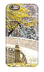 New Cute Funny Fall Central Park New York Case Cover/ Iphone 6 Case Cover 2385053K36963552