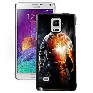 New Personalized Custom Designed For Samsung Galaxy Note 4 N910A N910T N910P N910V N910R4 Phone Case For Battlefield 3 Phone Case Cover
