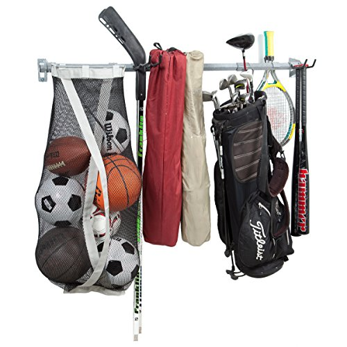 Monkey Bars Sports Storage Rack by Monkey Bars