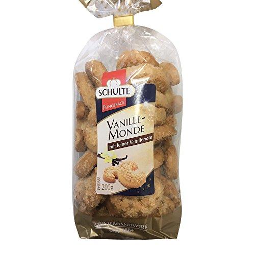 Schulte Vanille Kipferl 200g (Vanilla Crescent Cookie 7oz)