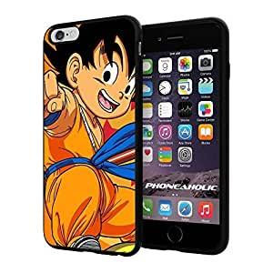 """Dragon ball collection, Dragonball #39, Cool iPhone 6 Plus (6+ , 5.5"""") Smartphone Case Cover Collector iphone TPU Rubber Case Black [By PhoneAholic]"""
