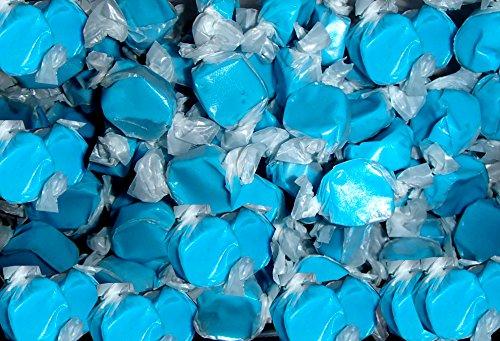 blue salt water taffy candy - 3