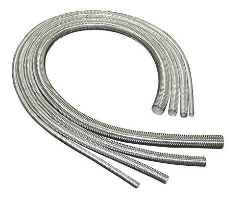 (Taylor Cable 39001 ShoTuff Chrome Convoluted Tubing)
