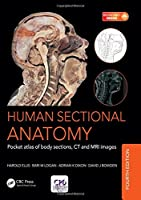 Human Sectional Anatomy: Pocket atlas of body sections, CT and MRI images, 4th edition Front Cover