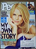People September 6, 2010 Elin Nordegren My Own Story