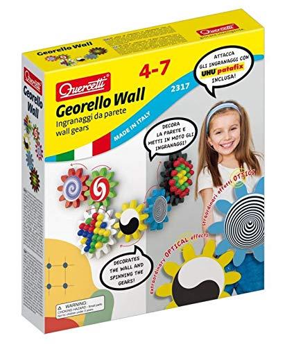 Quercetti 02317–Game Georello Wall
