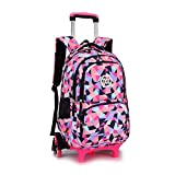 Best backpack schoolbags with wheeleds Reviews