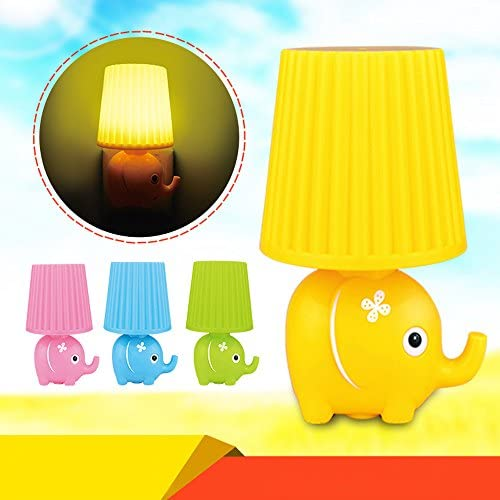 Amazon.com: 2 luces LED con forma de búho para niños ...