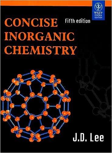 Concise Inorganic Chemistry Jd Lee Pdf