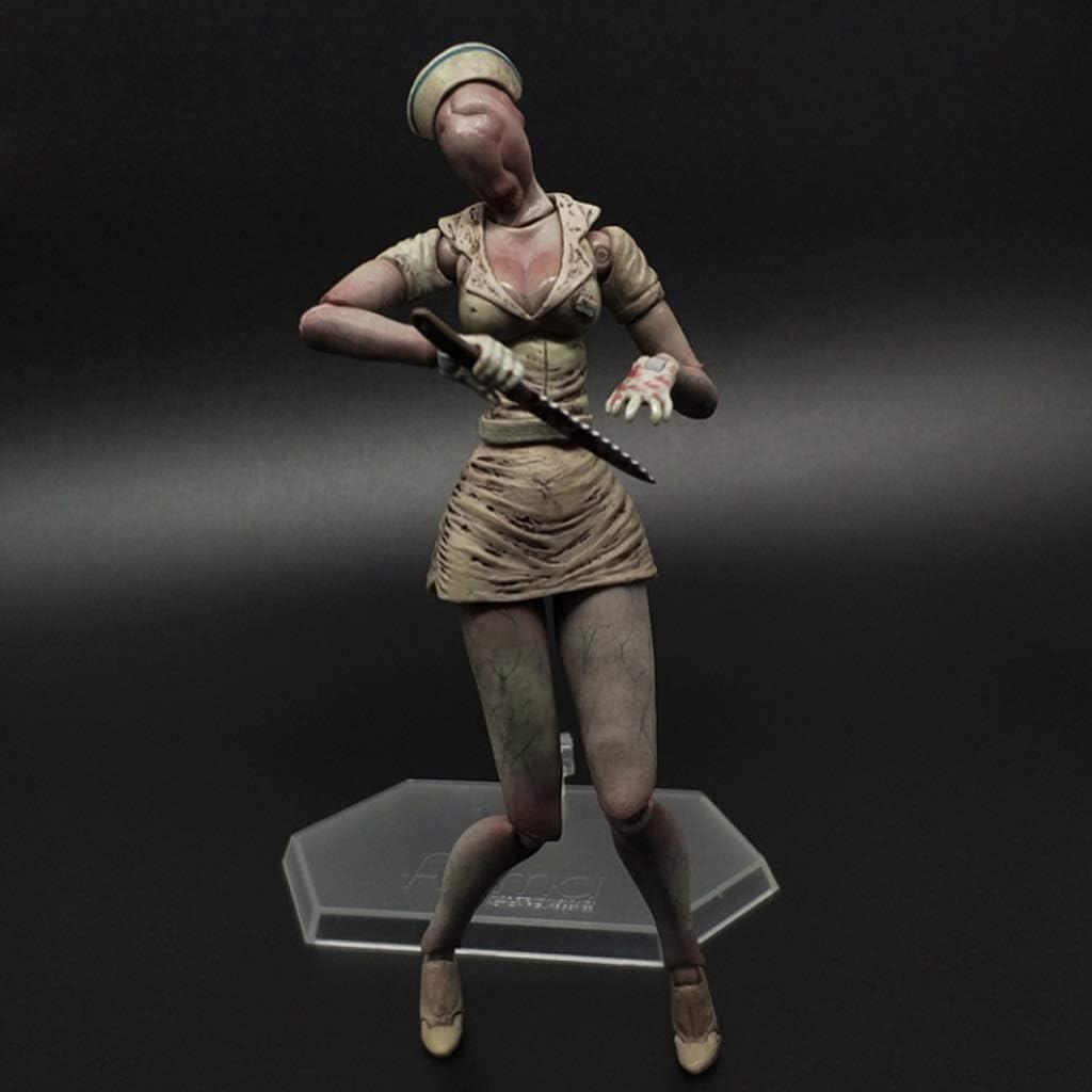 Amazon Com Cjh Silent Hill Action Figure Bubble Head Nurse