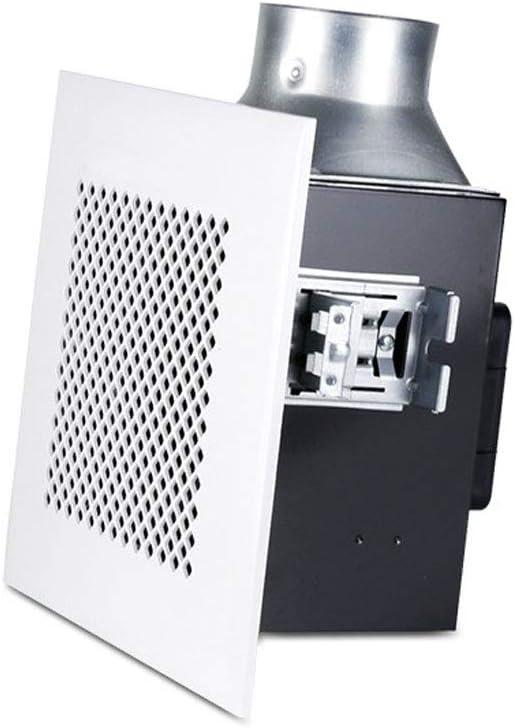 Moolo Ventilador, Cocina Baño Tubo Integrado Ventilador de Techo ...