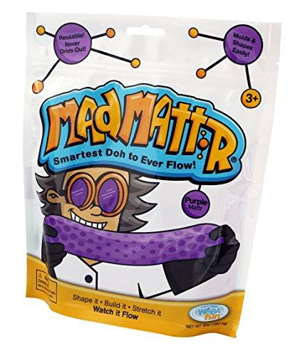 uper-Soft Modelling Dough Compound that Never Dries Out, 10 Ounces, Purple (Dough Super Soft Modeling Clay)