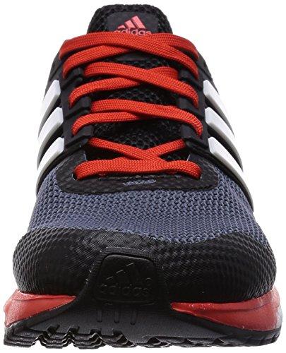 Adidas arancione bianco Response M Boost Para Zapatillas 2 Grigio Hombre qzqr8U7