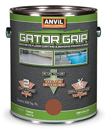 anvil-gator-grip-anti-slip-floor-coating-bonding-primer-in-one-terra-cotta-1-gallon