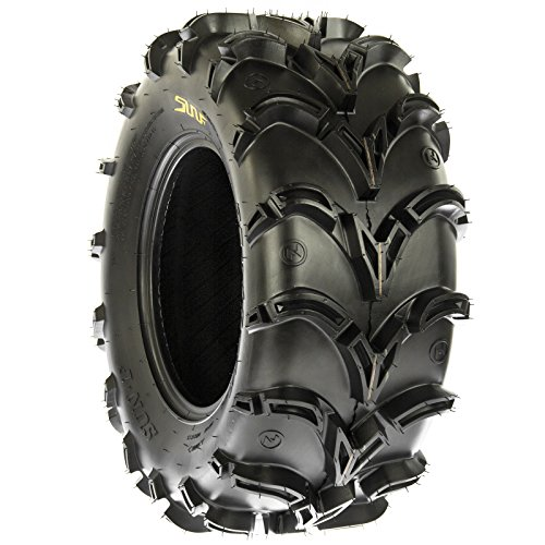 SunF A050 AT Mud & Trail 25x11-10 ATV UTV Tires, 6PR, Tubeless by SunF (Image #6)