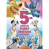 5-Minute Disney Furry Friends Stories (5-Minute Stories)