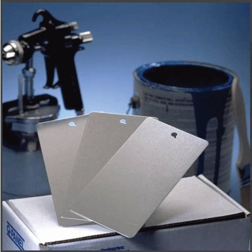 (Blank Aluminum Sample Panels for Powder Coating and Paint)