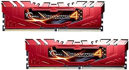 Memoria GSKILL DDR4 16GB 2666 C15 Rip4 Kit DE 2