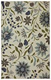Mohawk Home Woodbridge Clarita Floral Printed Area Rug, 7'6×10′ Review