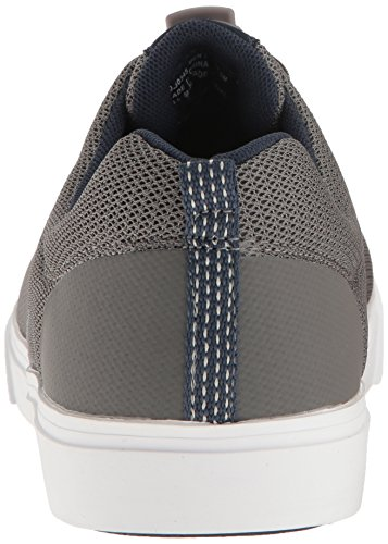 Dockers Mens Reedsport Fashion Sneaker, Grey/Blue, 8 M US