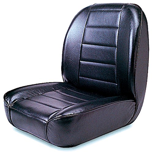 Rugged Ridge 13400.01 Standard Black Low Back Front Seat