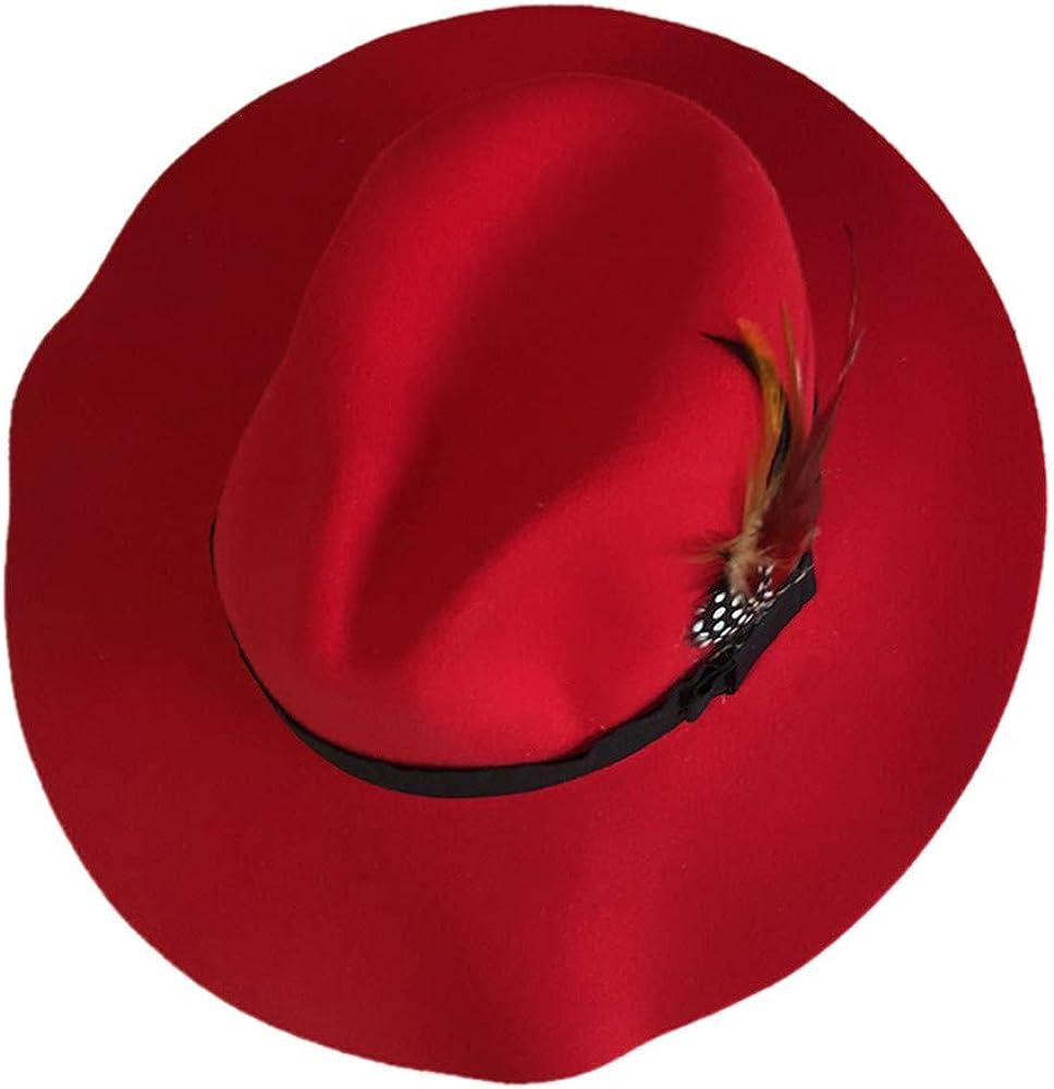 Voberry Fedora Hat British...