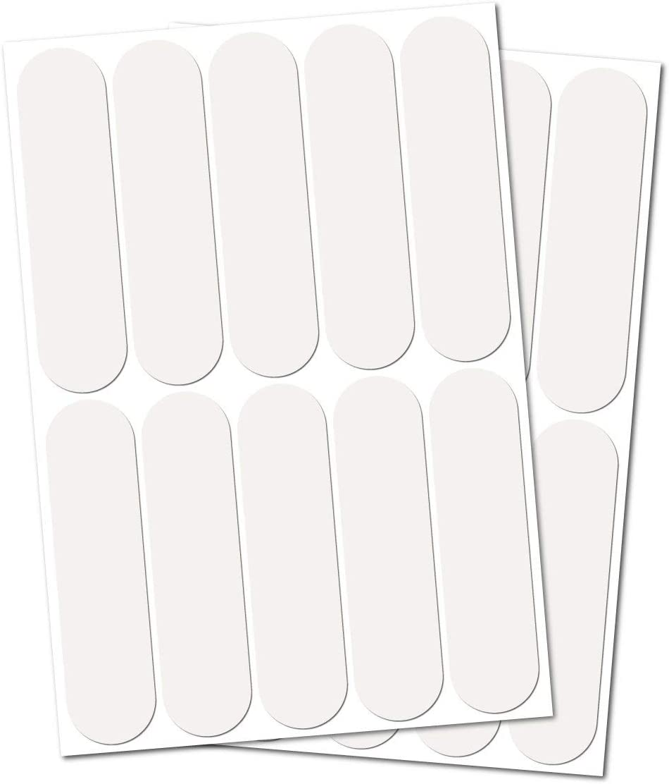 white 10 retro reflective stickers kit Night high visibility safety Universal adhesive for Bike//Stroller//Buggy//Helmet//motorcycle//Scooter//Toys 2 Pack 7 x 1.8 cm B REFLECTIVE.