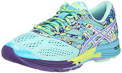 ASICS Women's Gel-Noosa Tri¿ 10 Mint/Lavender/TURQ 6 B - Medium