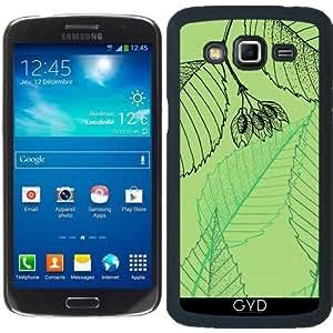 Funda para Samsung Galaxy Grand 2 (SM-G7105) - Hojas by hera56