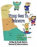 Vinny Goes to Delaware, Brenda McGuire, 1434384446