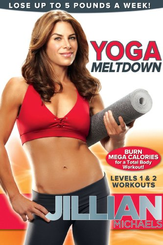Jillian Michaels: Yoga Meltdown (Best Diet Desserts Ever)
