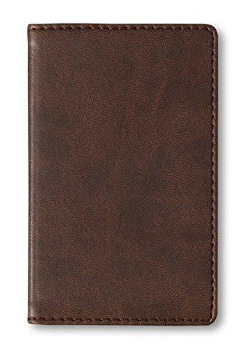 Adressbuch Mini Tucson Brown - Notizbuch / Taschenplaner braun (6,5 x 10,5) - 112 Seiten Kalender – Taschenkalender, 1. Juni 2011 Alpha Edition 3840709199 Sonstiges (Adreßbücher Alben