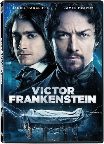 (Victor Frankenstein)