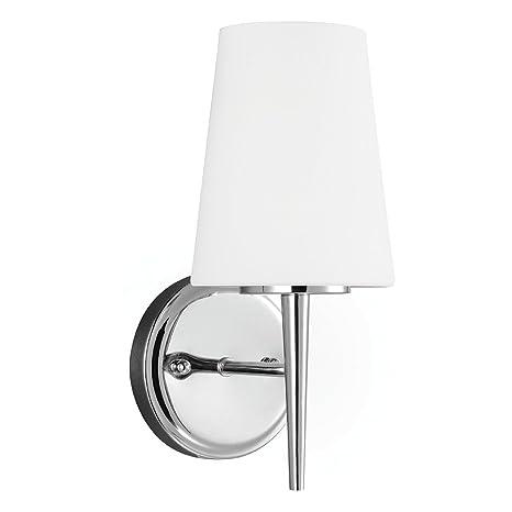 Sea Gull Lighting OneLight Wall Or Bath Lighting Fixture - Seagull bathroom lighting