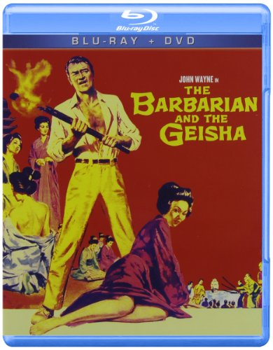 Barbarian and the Geisha, The Blu-ray