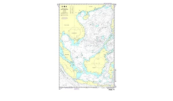 Water-Resistant NGA Chart 400-West Indies