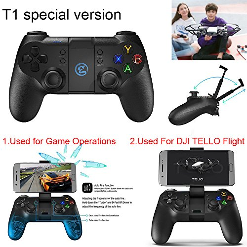 Yu2d  Game Sir T1 Remote Controller Gamepad for DJI Tello Drone iOS 7.0 +Android 4.0+