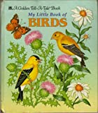 My Little Book of Birds, Gina Ingoglia, 0307070794