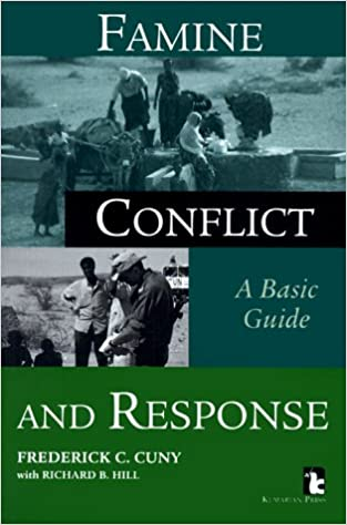 Book Famine, Conflict and Response: A Basic Guide