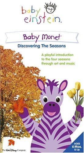 Baby Einstein - Baby Monet [VHS] by Walt Disney Video