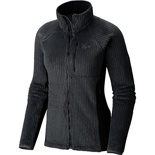 Mountain Hardwear Monkey Woman Pro Fleece Jacket - Women's Black, M - Mountain Hardwear Womens Fleece